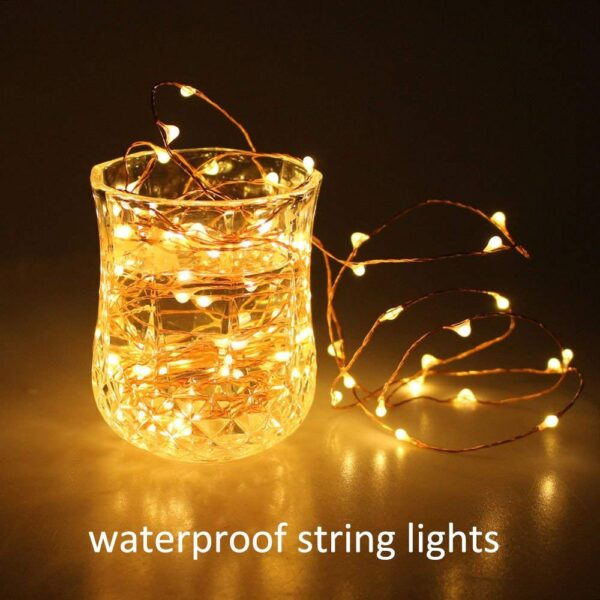 LED Solar Lamp Outdoor 7M 12M 22M LEDs String Lights Fairy Holiday Christmas Party Garland Solar Garden Waterproof Lights