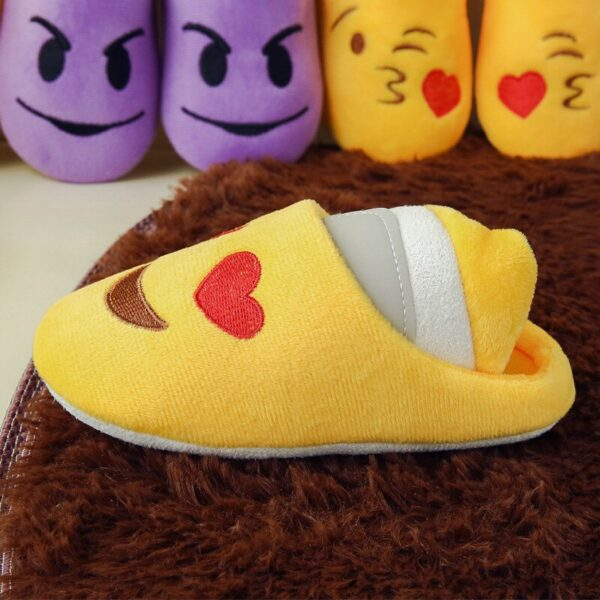 Winter kids Shoes Slippers Children Funny Soft Anti-slip Home House Shoes Kids Baby Girls Cartoon Slipper Indoor Floor Shoes