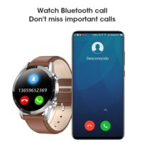 Timewolf Smart Watch Android Iwo IP68 Smartwatch Facebook Whatsapp Phone Call Smart Watch For Android Phone Apple Iphone IOS