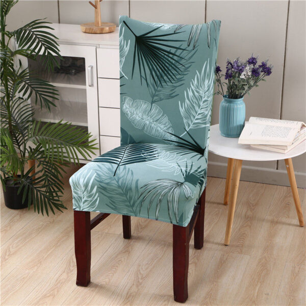 Stretch Elastic Chair Covers Spandex For Wedding Dining Room Office Banquet housse de chaise chair cover
