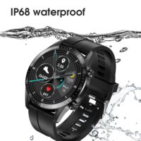 Reloj Inteligente Ecg Smart Watch Men Android 2020 Smartwach Ip68 Bluetooth Call Answer Smart Watch For Huawei Phone Iphone