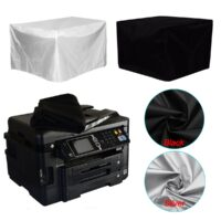 Utility Household Office Printer Dust Cover Protector Anti Dust Waterproof Chair Table Cloth Organizer Storage Tool Bag
