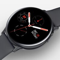 Timewolf 2020 W34 Smart Watch IWO 12 Series 5 Bluetooth Smartwatch Full Touch Screen Smart Watch For Android Phone Iphone Ios