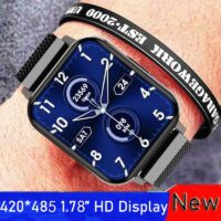 Relojes Inteligentes Full Touch Smart Watch Men Android 2020 Smartwatch Ecg Ppg IP68 Smart Watches For Iphone Ios Android Huawei